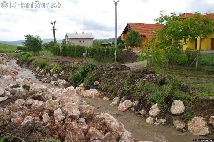 Drienica 3 stupen povodnovej aktivity 8 jun 2012_14