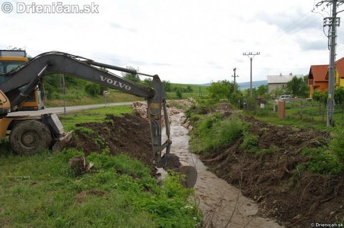 Drienica 3 stupen povodnovej aktivity 8 jun 2012_16