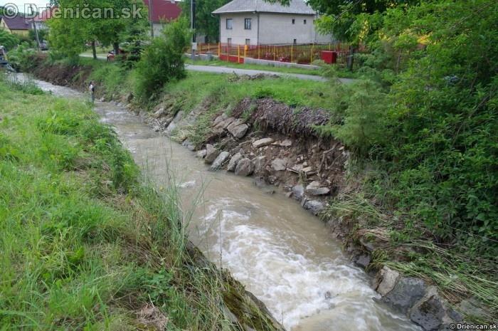 Drienica 3 stupen povodnovej aktivity 8 jun 2012_22