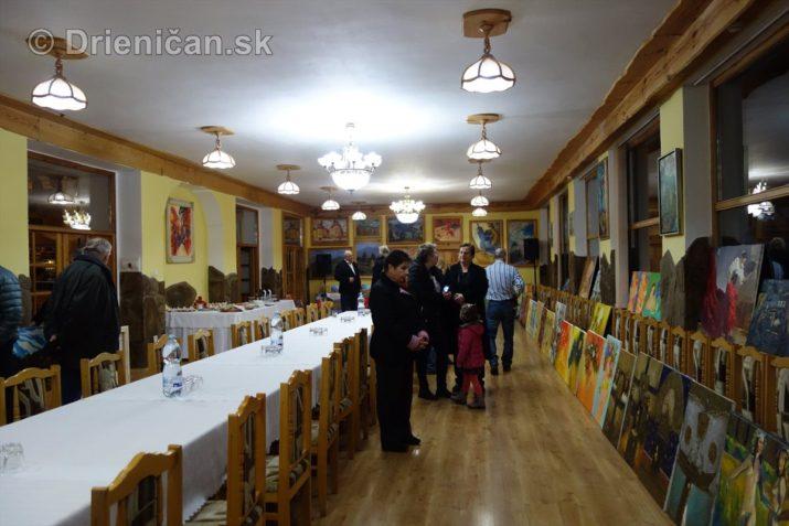 Medzinárodný jesenný výtvarný plenér Drienica-Hotel Javorná