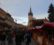 Prešovské Vianočné trhy 2016