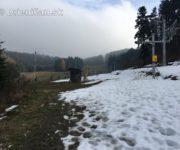 Snežné delá čakajú na poriadny mráz !