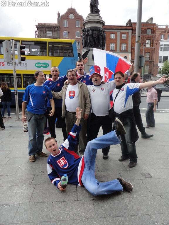 Slovensko-Írsko 2.9.2011