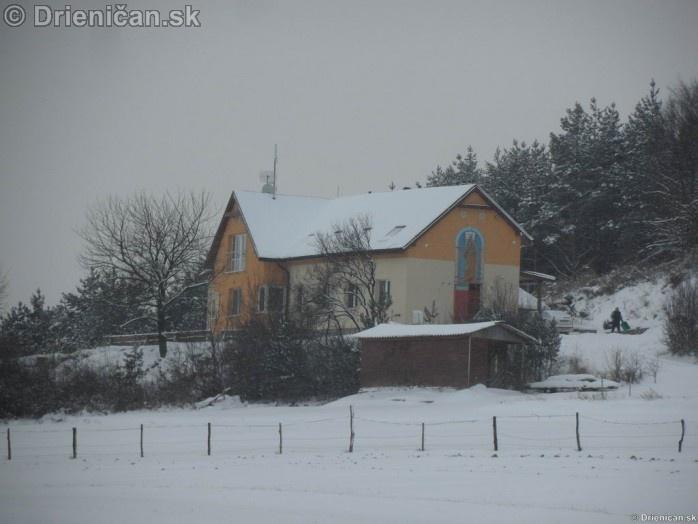 Dom mamy Margity, pastoračno-rekreačné centrum Drienica.