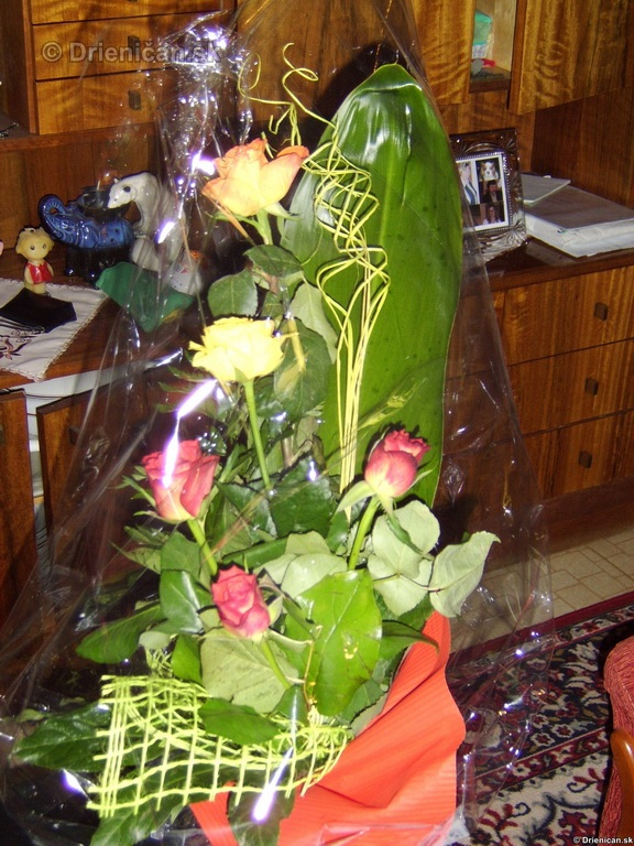 Blahoželáme 9.marca 2008