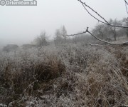 Keď začína mrznúť Drienica