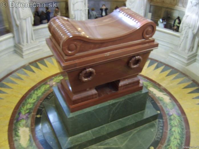 Napoleon Bonaparte , hrobka