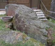 Oltar Kamen Drienica