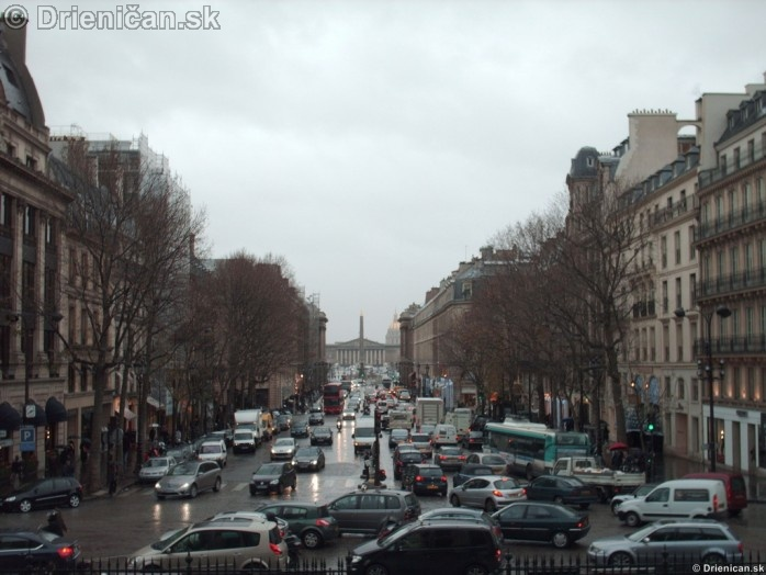 Paríž fotografie
