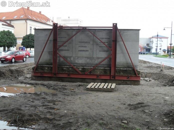 Sabinov Pomník