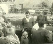 Strelnica v Gackoch a provizórny výčap