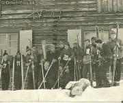 Prvé lyžiarske preteky na Lysej