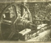 Vodný mlyn na Drienici