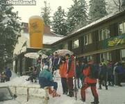 Hotel Lysanka, niekedy prekvital turistickým ruchom