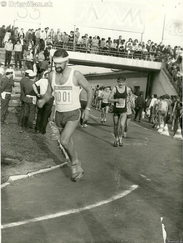 1. Maratónec z Drienice, Dušan Šimko-vpravo