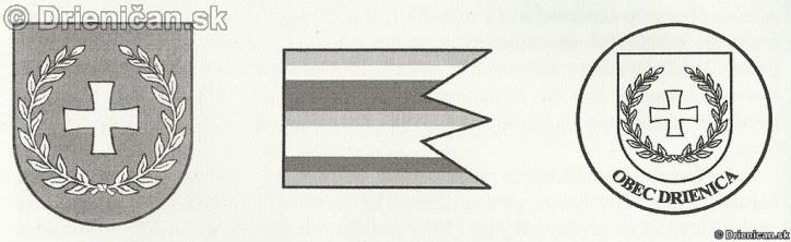 Symboly obce Drienica