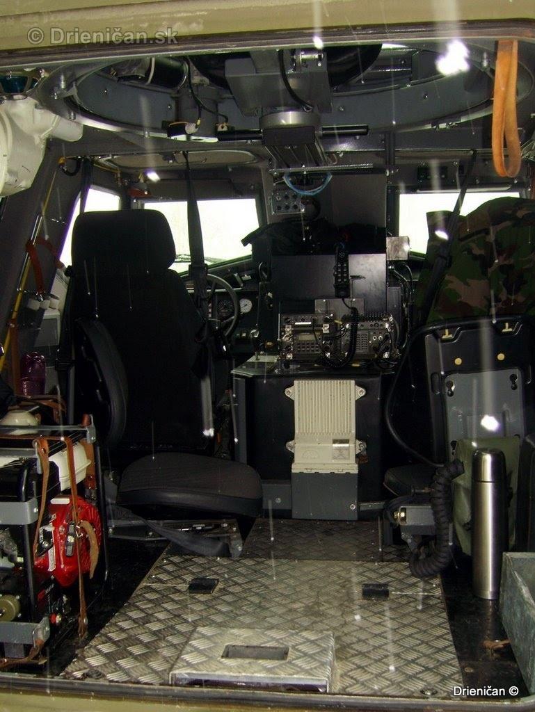 Ukazka vojenskej techniky Drienica 2008_03