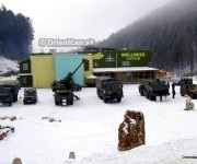 Snow Army Show Drienica