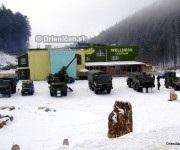 Snow Army Show Drienica