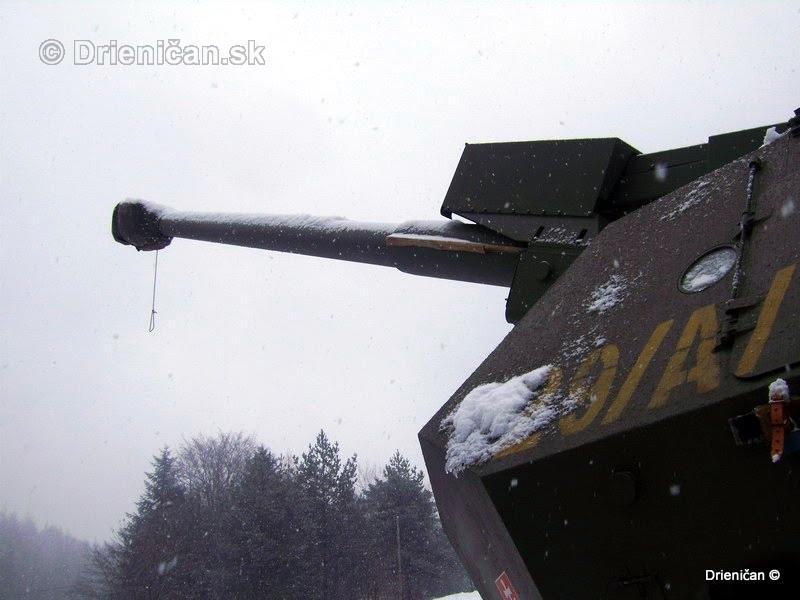 Ukazka vojenskej techniky Drienica 2008_09