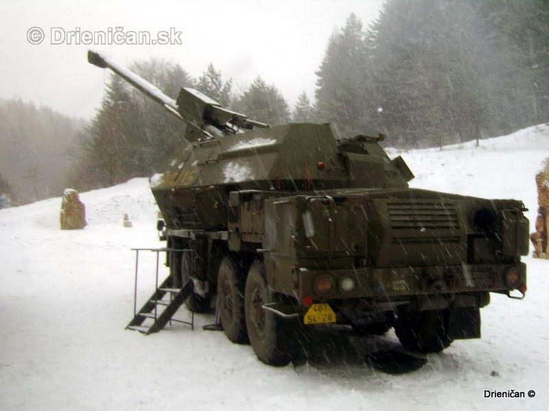 Ukazka vojenskej techniky Drienica 2008_11