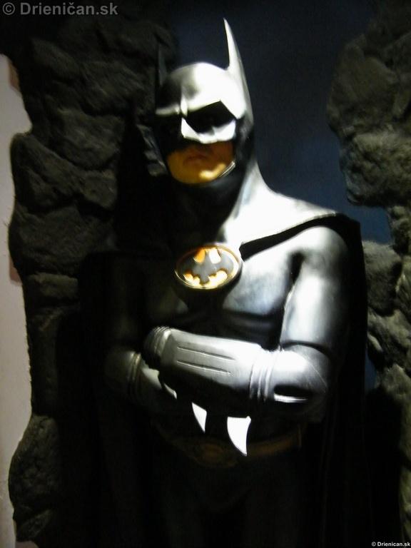 Batman ako netopierí muž