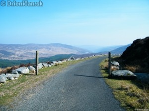 Wicklow Mountains Walk, Ireland