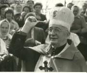 Vysvetenie cerkvi biskupom Drienica