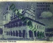 Památková Reservace Levoča.
