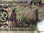 65.Let,Národní Podnik-Svit- Nositel Řádu Práce Gottv...