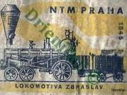 Lokomotiva Zbraslav,NTM Praha.
