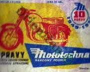 1949-1959,-10 rokov Mototechna,opravy...