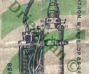 1958,-Elektron.Mikroskop BS 242, NTM Praha.