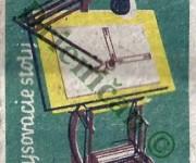 Kynex mechanika Bytča, rysovacie stoly.