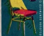 Ligna,Czechoslovak Bentwood Chairs.