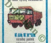 Tatra národný podnik odštepný závod Bánovce Nad Bebravou.1958-1978, -20 rokov výroby automobilov.