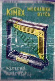 Kinex,Mechanika Bytča,-rámové vodováhy.