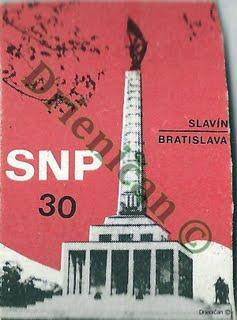 SNP 30,Slavín Bratislava.