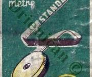 Kinex,Mechanika Bytča. Oceľové stáčacie metre-Standard.