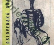 Československá Grafika,František Tichý-Jockey.