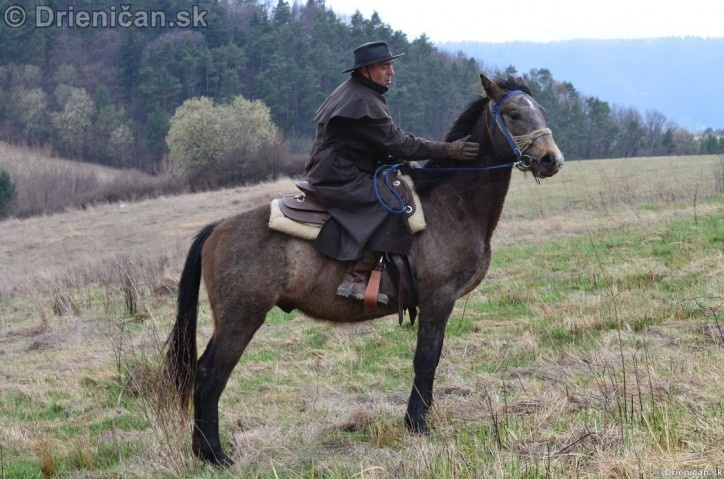 Cowboy z Červenej Vody