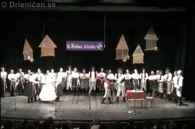 Šomka z Drienice-Krása životu 2007