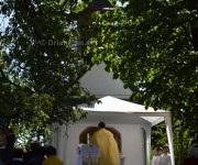 Bohoslužba pri Kapličke v Drienici