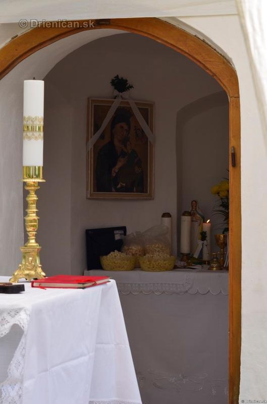 Bohosluzba pri Kaplicke v Drienici,2012_16