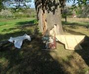 Kaplička 2012 Drienica, predpríprava na ročnú Bohoslužbu