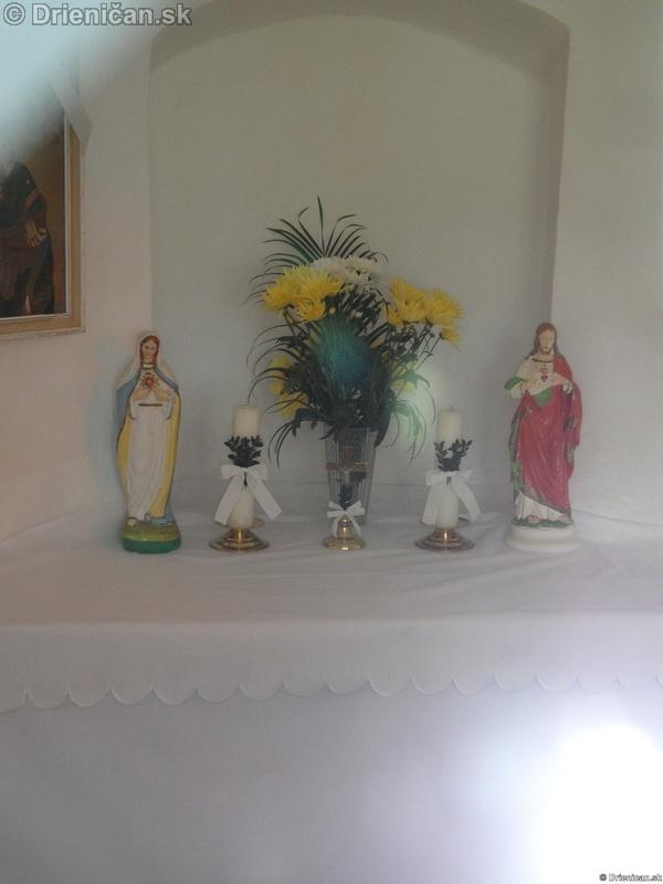 Kaplicka 2012 Drienica, predpriprava na rocnu bohosluzbu_14