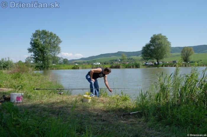 Rybačka v Rožkovanoch