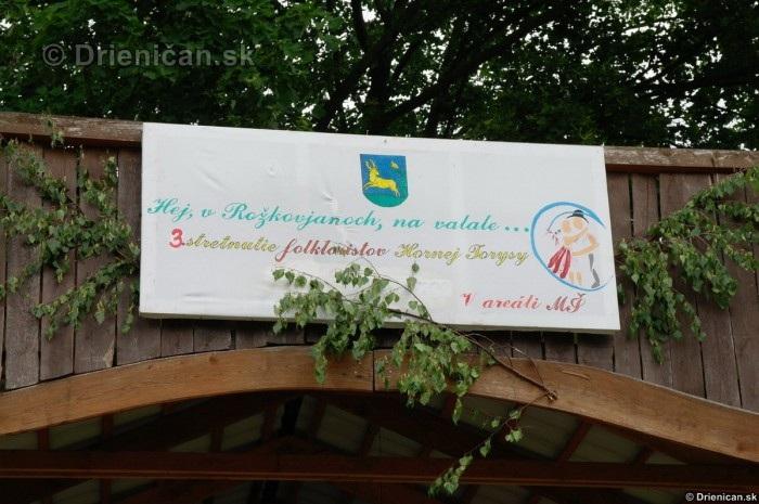 Logo akcie-Hej v Rožkovianoch na valale...