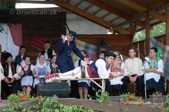 3 stretnutie folklóristov z hornej Torysy