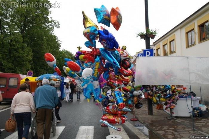 Potešenie tých najmenších, lietajúci balón